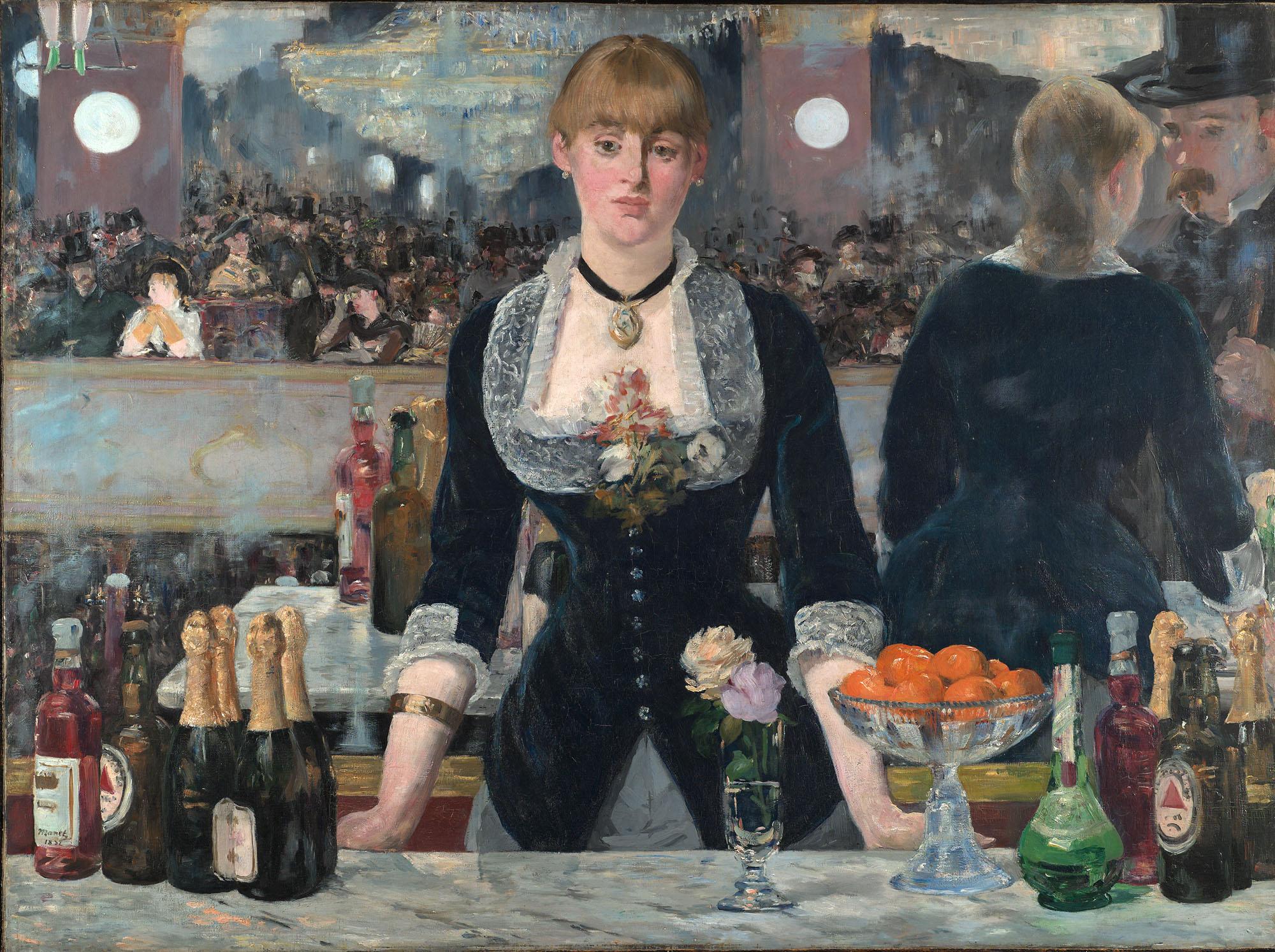 Il Bar delle Folies Bergère
