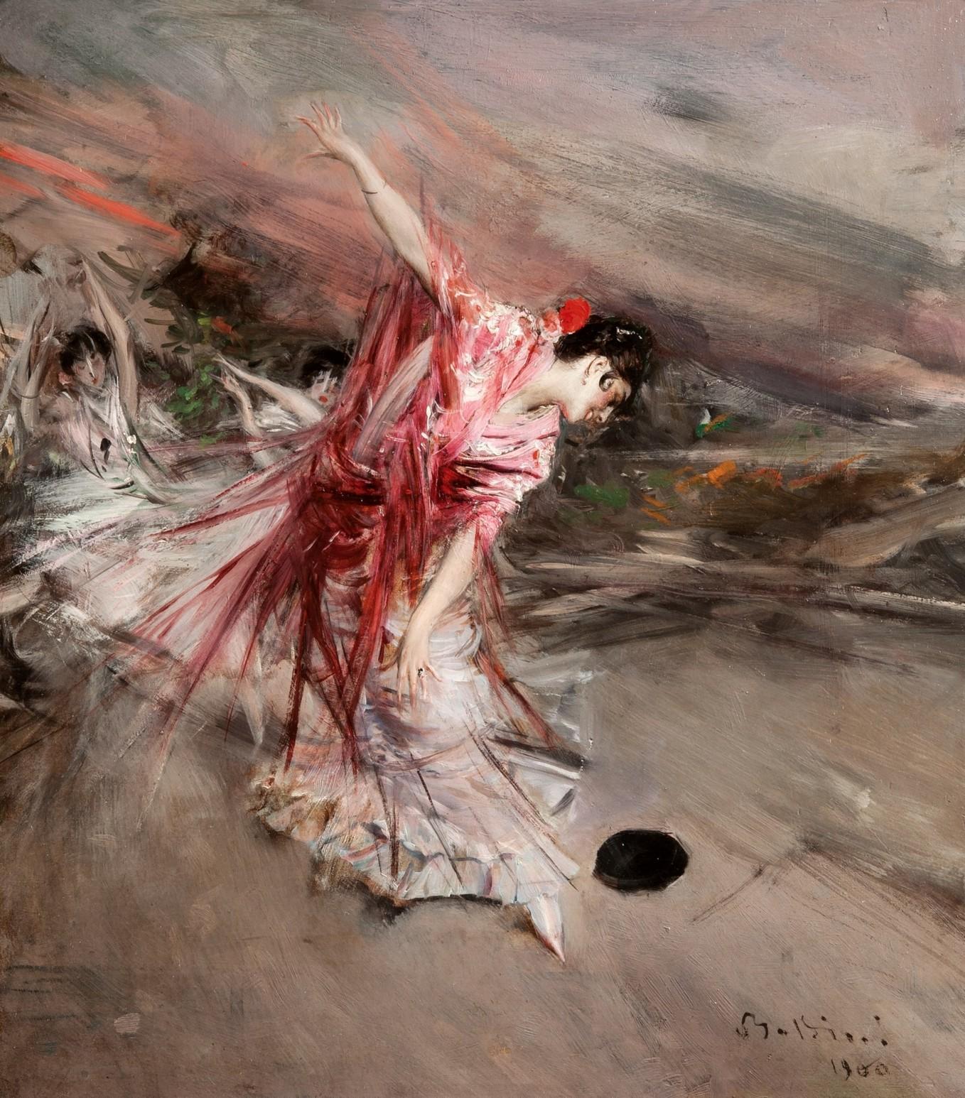 Giovanni Boldini: il fascino della Belle Epoque reso eterno dai suoi ritratti.